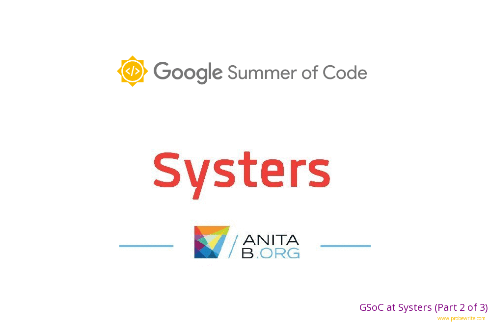 gsoc-at-systers-part-2-69de